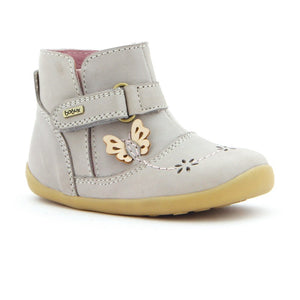 Bobux step up Taupe Flutter Boot