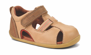 Bobux Step Up Intrepid sandal Biscuit/Taupe