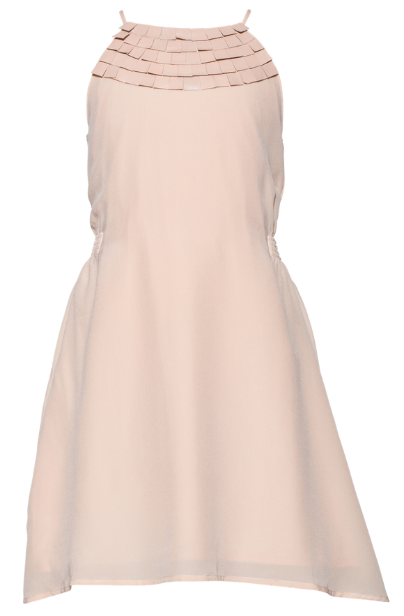 Pale Cloud Pale Pink Gemma dress