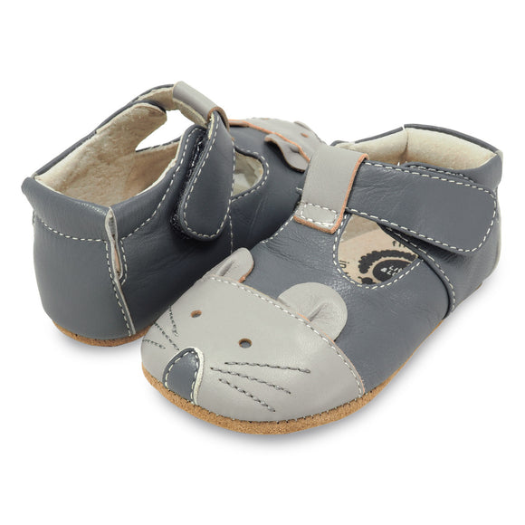 Livie & Luca Baby Scamper Grey