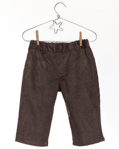 Mon Marcel Dark Taupe Trousers