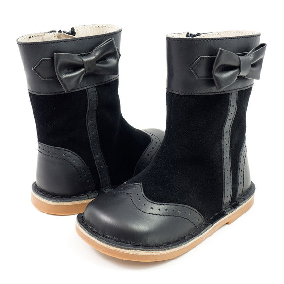 Livie and Luca Whitney Black boot