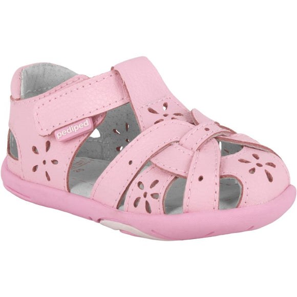 Pediped Grip n Go Nikki, Pink Sandal