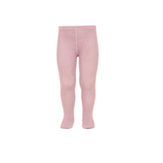 Condor Plain Tights Dusty Pink