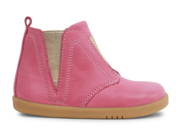 Bobux iWalk Signet Boot Rose
