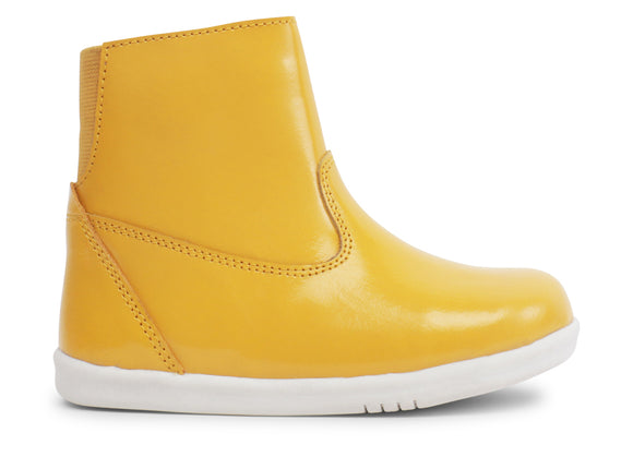Bobux iWalk Paddington Waterproof boot yellow