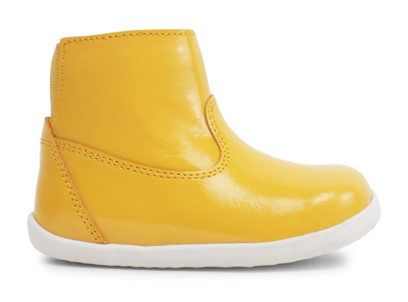Bobux Step up Paddington Waterproof boot yellow