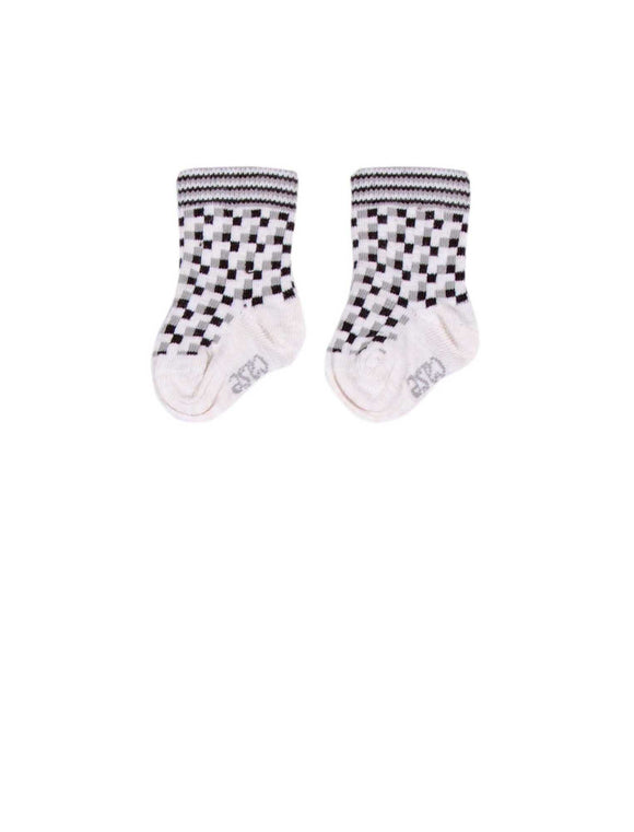 Kidscase Loren Socks Off White