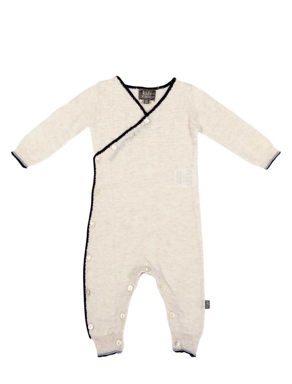 Kidscase Loren Suit Off White
