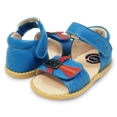 Livie & Luca Juno Blue sandal