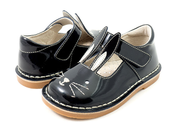 Livie & Luca Molly Black Patent