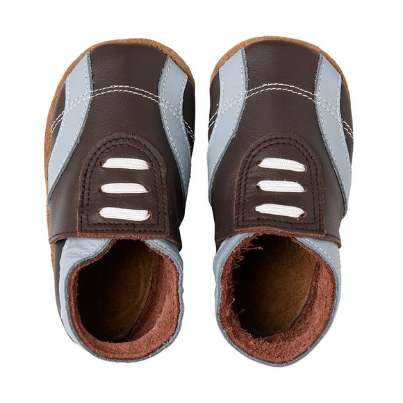 Bobux  Chocolate Sport Shoe