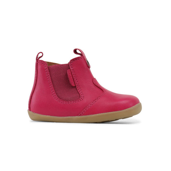Bobux Step Up Jodphur boot Fuchsia