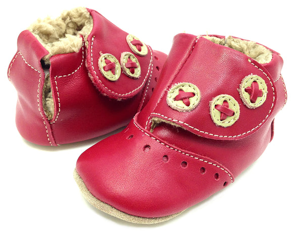 Livie & Luca Baby London Red