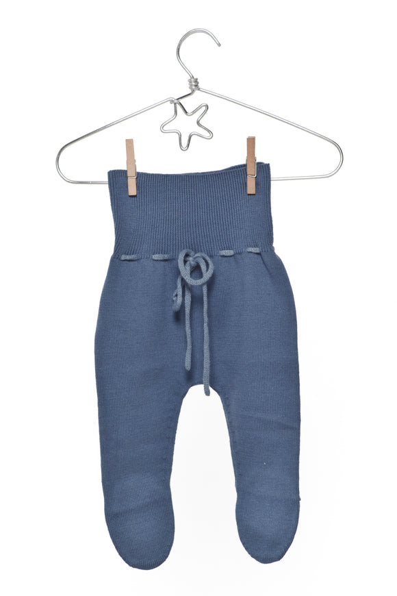 Mon Marcel Striped Baby Set Blue