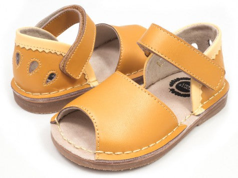 Livie & Luca Kea Yellow sandal