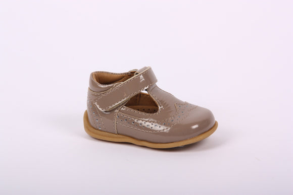 Bisgaard Mulatto T-bar brogue
