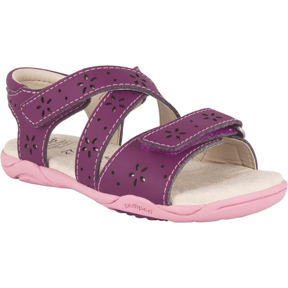 Pediped Flex Mae Light Purple Sandal