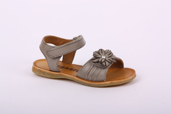 Bisgaard Grey Sandal flower