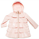 Oil & Water Pink Opera Raincoat