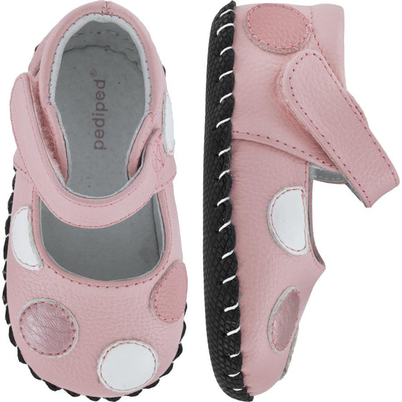 Pediped Originals Giselle Pink Maryjane
