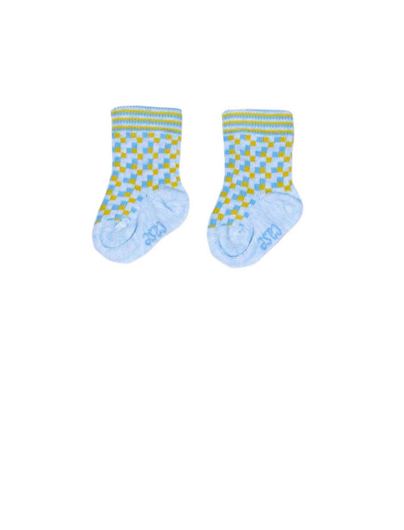 Kidscase Loren Socks Light Blue