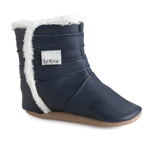 Bobux  Navy Boot
