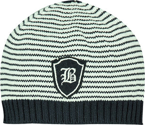 Berlingot Navy Blue/ White Stripe hat
