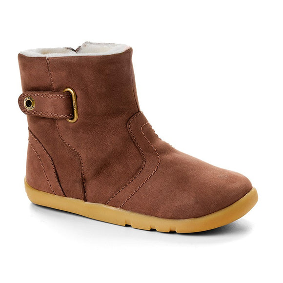 Bobux Iwalk Light Brown blizzard boot
