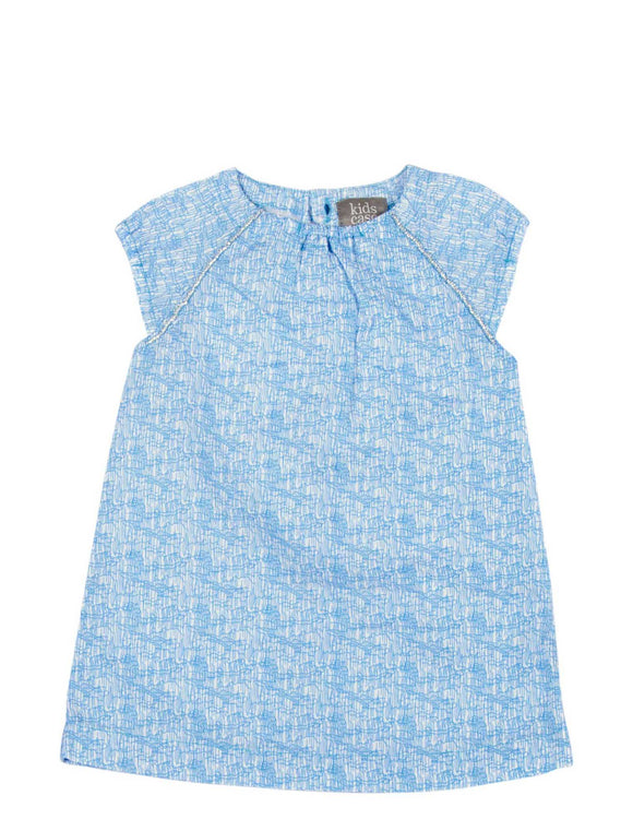 Kidscase Steve baby Dress Blue print