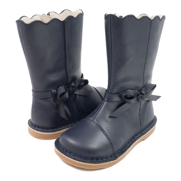 Livie & Luca Reina Navy Boot
