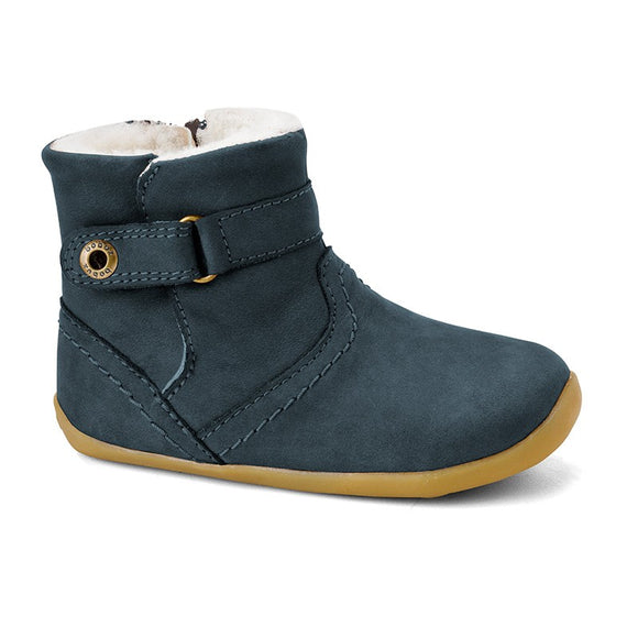 Bobux Step Up Navy storm boot