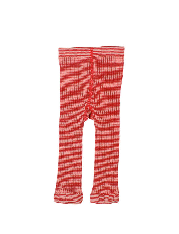 Kidscase Leggings Red/Soft Green