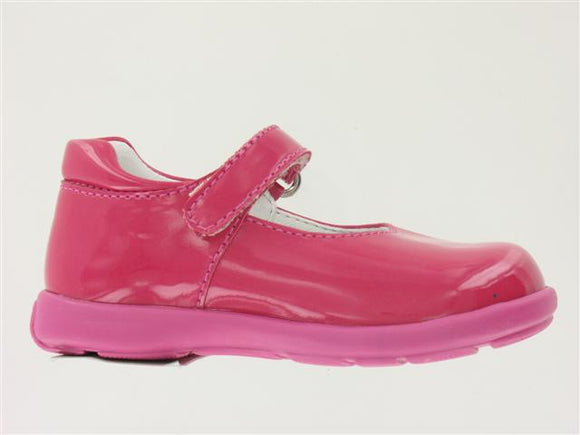 Primigi Andes Pink Patent Mary jane
