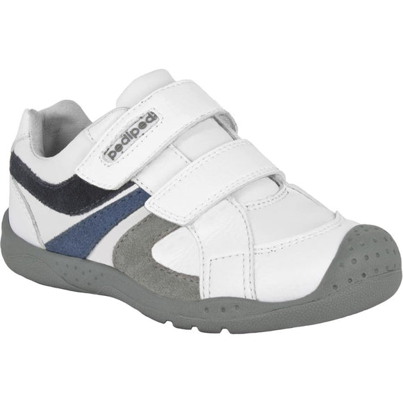 Pediped Flex Charleston White trainer
