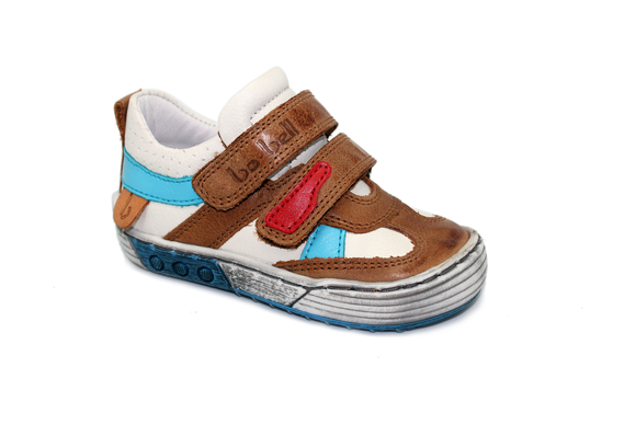 Bo-bell Rileyy Brown/Aqua trainer