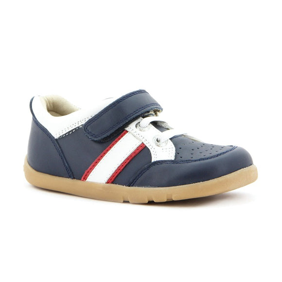 Bobux Iwalk Speed racer Navy