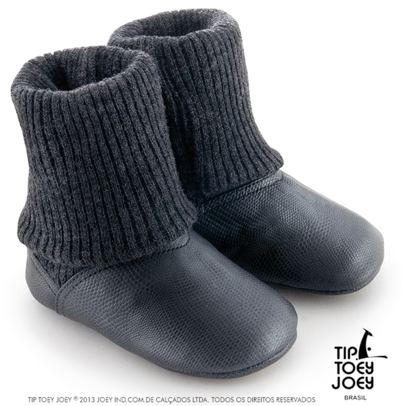 Tip Toey Joey Midnight Beany Boot