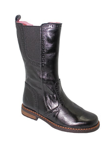 Bo-bell Palace Black Calf Boot