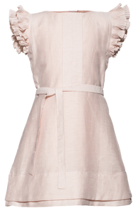 Pale Cloud Pale Pink Naomi dress