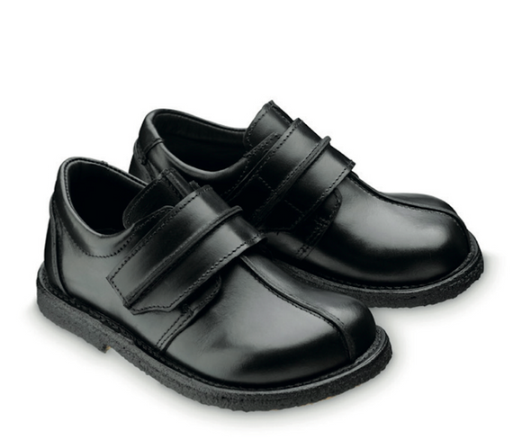 Angulus Single Velcro Seam Black