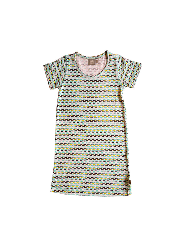 Kidscase Travis Dress Green