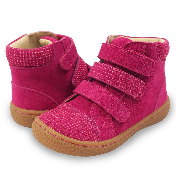 Livie & Luca Jamie Magenta Sparkle Hi-Top