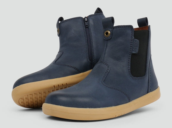 Bobux Kid+ Jodphur Boot Navy