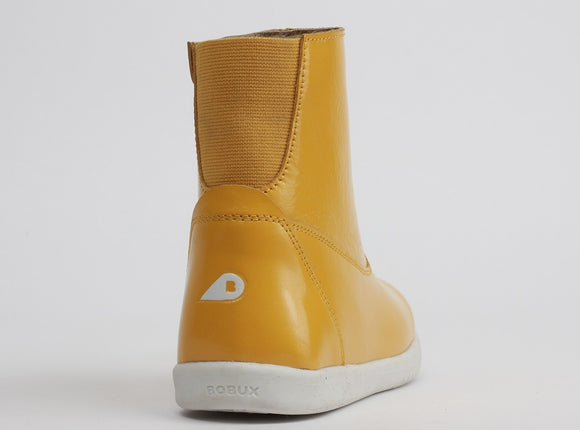 Bobux Kid+ Paddington Waterproof Boot Yellow