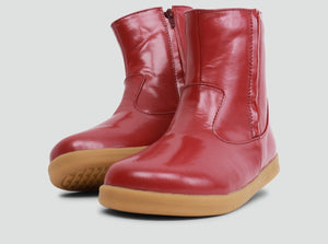 Bobux Kid+ Shire Boot Rose Gloss (merino lined)