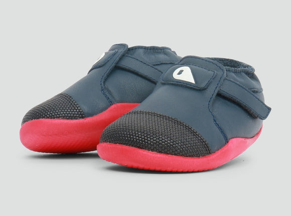 Bobux Xplorer Arctic Navy/Red