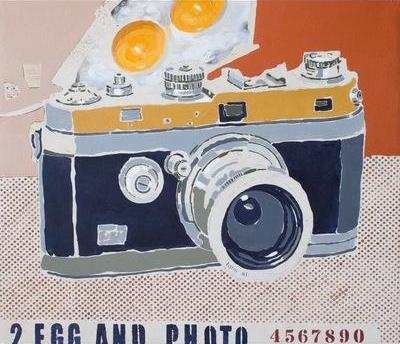2 egg and photo