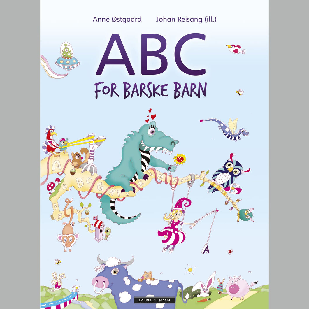 ABC for barske barn
