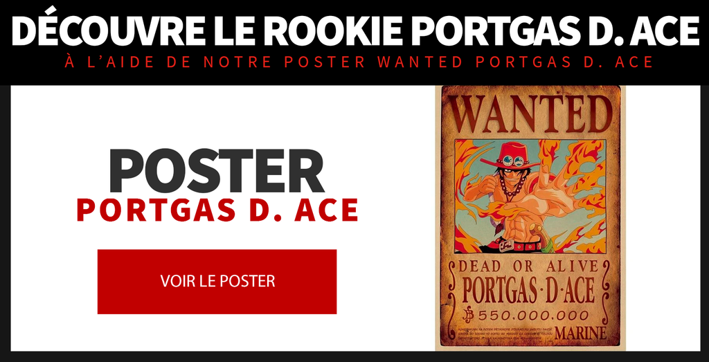 Poster Wanted Ace